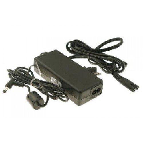 HP 613150-001 - Adaptador de Corriente e inversor de Corriente (110-240, 50/60, 90 W, 4,9 A, Interior, Ordenador portátil), Color Negro