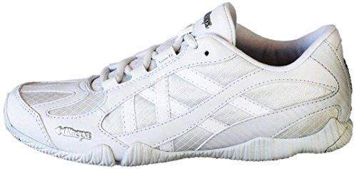 Kaepa 6570 Stellarlyte Cheer Trainer Weiß Size EU 29 UK 10 US 11