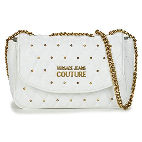 Versace Jeans Couture Maya axelväskor damer vit – en storlek – axelväskor väska