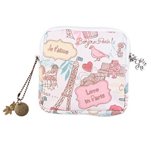 HEALIFTY Damenbinde Aufbewahrungstasche Menstruationstasche mit großer Kapazität Tampontasche Damenbinde Behälter
