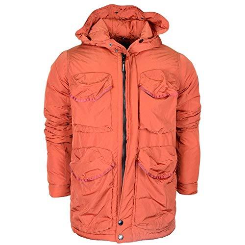 Weekend Offender Herren Jacke Orange Rust Orange Gr. XL, Rust Orange