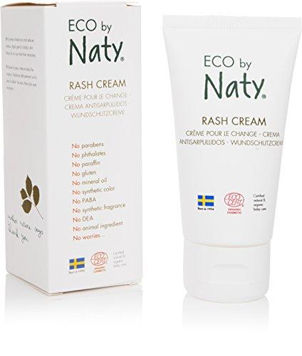 Eco by Naty, Tube de Crème change écologique pour bébé, 50ml.