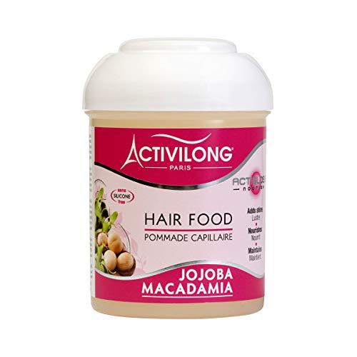 Activilong Actigloss Nourish Pommade Capillaire Macadamia Jojoba 125 ml