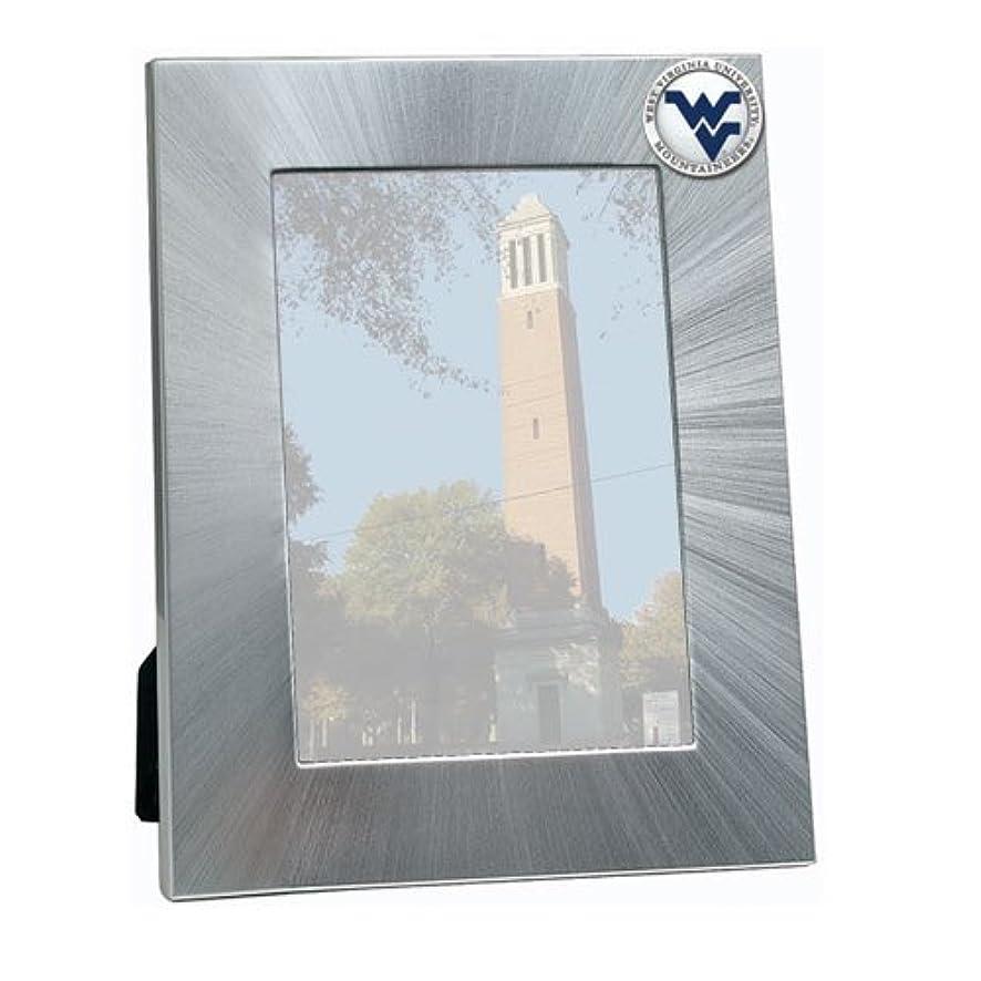 1pc, Pewter West Virginia University Frame, 4X6