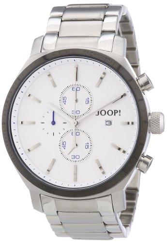 Joop Herren-Armbanduhr XL Phenomenon Chronograph Quarz Edelstahl JP100931F02
