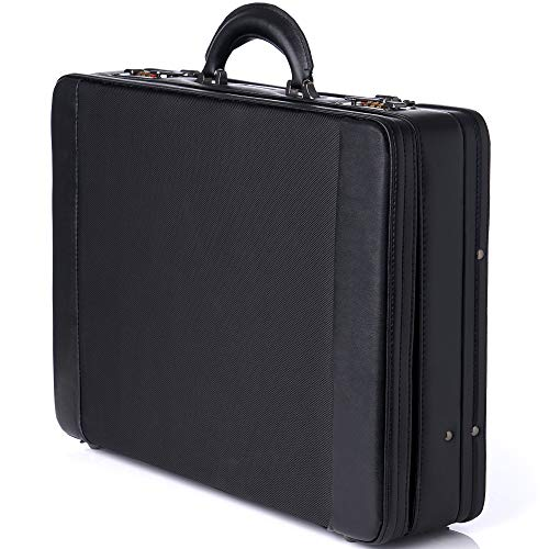 Alpine Swiss Expandable Briefcase Combination