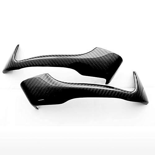 MOS Carbon Fiber Door Inner Handle Covers for 86 FR-S BRZ 2012-2019 LHD RHD