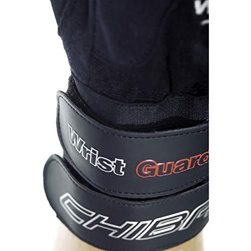 Chiba Herren Handschuhe Wristguard II, Schwarz, XL, 40124 - 3