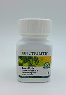 Tri-Iron Folic - 90 Count 90 tablets by Nutrilite