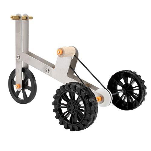 Balacoo - Juguete de formación de la inteligencia de las aves, loro, puzle bicicleta, juguete de compañía, loro, bicicleta, juguete de pie de pájaro, talón, juguete de compañía