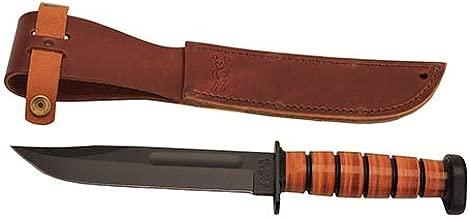 KA-BAR 1317, Dog's Head Utility Knife W/Sheath