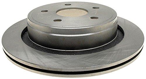 ACDelco Silver 18A1428A Rear Disc Brake Rotor