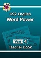 KS2 English Word Power: Teacher Book - Year 4