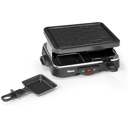 Appareil à raclette Tristar RA-2949 noir - 4 personnes - 500 W