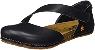Art Creta, Sandales Bout fermé Femme, Noir (Black Black), 42 EU (B0771V1MLQ) | Amazon price tracker / tracking, Amazon price history charts, Amazon price watches, Amazon price drop alerts
