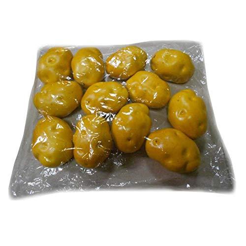 East Utopia Fruta Artificial de la verdura Artificial para la decoración # 8 de la Tienda