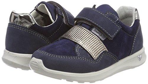 Ricosta Mädchen Milana Sneaker, Blau - 4