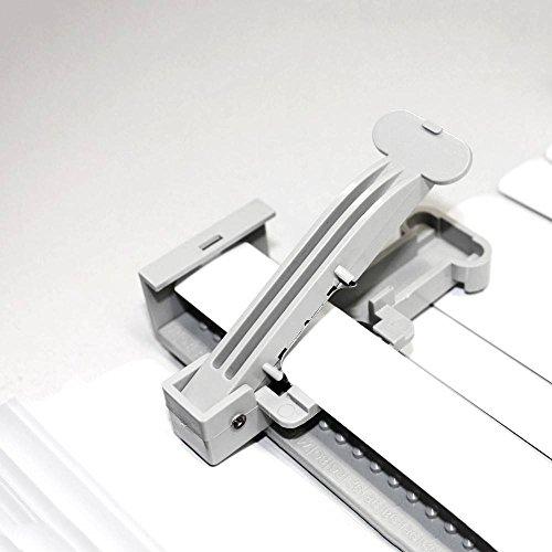 MADECO V2 - Cortador de láminas (25 mm) para persianas venecianas