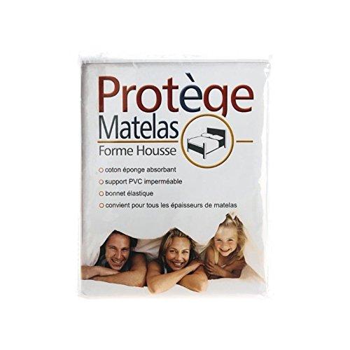 Protege Matelas - Plastifié Imperméable 140x200cm