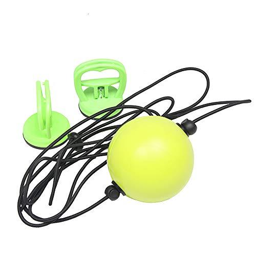XDXDO Mini Boxing Speedball, suspendierte bewegliches Vakuum Saugnapf Boxen Reflexion Ball, Erwachsene und Kinder Boxen Trainingsgeräte, um Eingreiftruppe zu verbessern