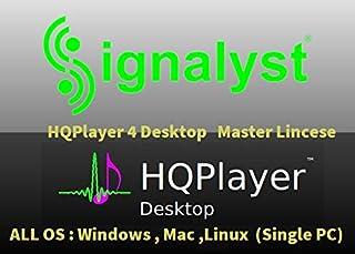 HQPlayer 4 Desktop マスターライセンス