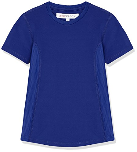 RED WAGON Jungen Atmungsaktives Sport T-Shirt, Blau (Cobalt Blue), 116 (Herstellergröße: 6 Jahre)