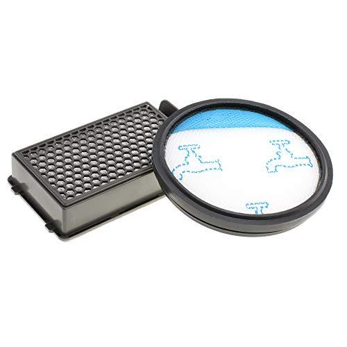 CleanMonster - Juego de filtros para aspiradora Rowenta Compact Power Cyclonic como RO3731EA, RO3724EA, RO3753EA, RO3786EA, RO3798EA, RO3718EA, RP3721EA, filtro como ZR005901