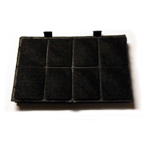 SILVERLINE Filtre à charbon actif AF 200 - Accessoire de hotte aspirante