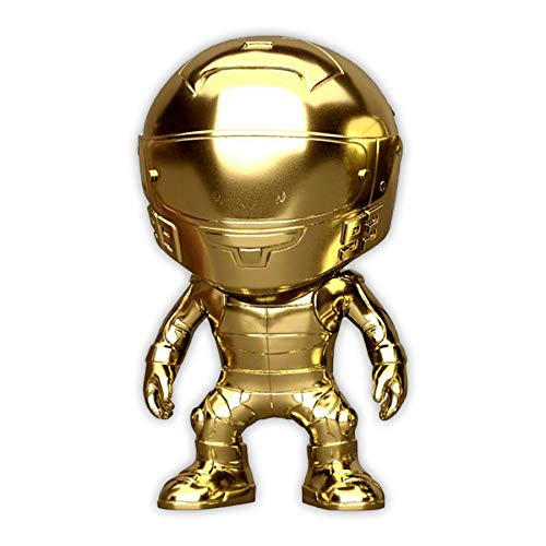 Toodles Dolls play with me Tminis Official - Marc Márquez Gold Limited Edition MM93 Collectible Figure