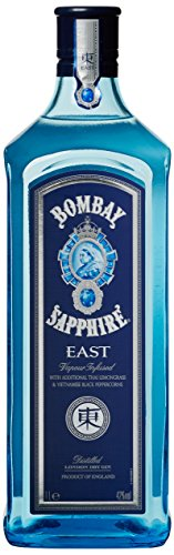 Bombay Sapphire East Gin 1.0 L, 1er Pack (1 x 1 l)