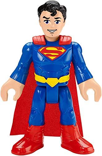 Imaginext DC Super Friends Superman, Multicolor (Mattel GPT43)