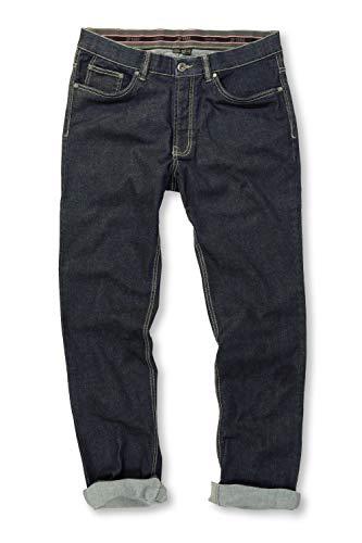 JP 1880 Herren große Größen bis 66, Jeans, Denim-Hose im 5-Pocket-Style, Stretch-Komfort, elastischer Bund & Regular Fit darkblue 60 708067 93-60