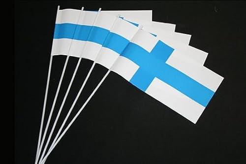 Papierf chen  Finnland 1000er Packung