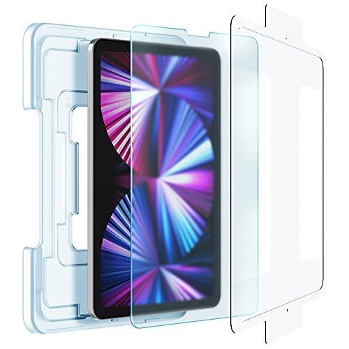 Spigen EZ Fit Protector Pantalla para iPad Pro 11 Pulgadas 2021, 2020, 2018 y iPad Air 4 generación 2020, Mate, Anti Reflective, Antihuellas - 1 Unidad