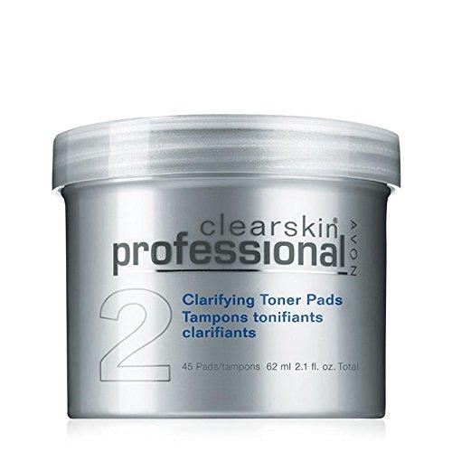 Avon Clearskin- Professional Clarifying Toner Pads