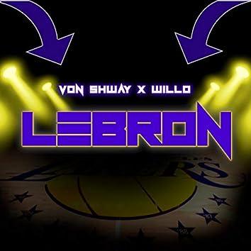 Lebron James (feat. Von Shway)