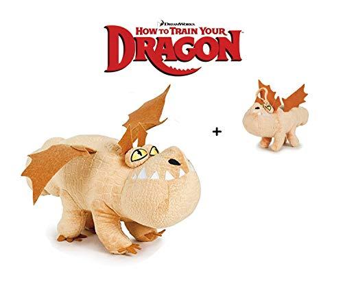 HTTYD Drachenzähmen leicht gemacht - Dragons - Plüsch Figur Kuscheltier Drachen Fleischklops 11