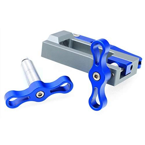 Dasing Bicycle Needle Driver Hydraulic Hose Bike Chain Removal Tool Bike Disc Brake Insert Install Tool Blue