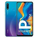 HUAWEI P30 Lite 4GB/128GB Azul (Peacock Blue) Single SIM MAR-LX1A
