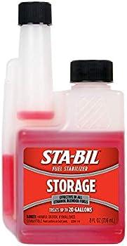 STA-BIL 22208 Storage Fuel Stabilizer, 8 fl. oz.