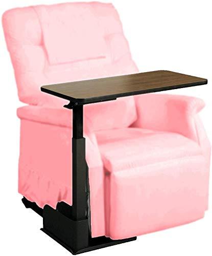 Healthline Adjustable Overbed Table (Left Side)