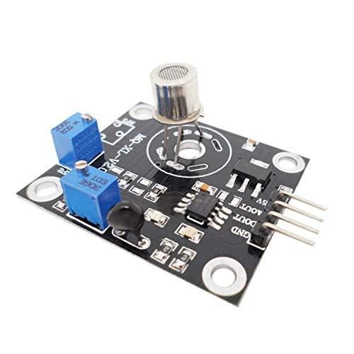 RANGE Arduino MP-4 Brennbare Methan-Gas-Sensor Semiconductor Platine EIN On-Board