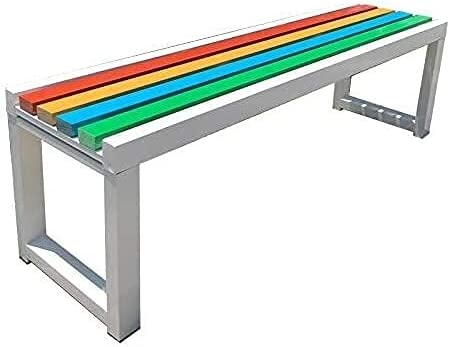 ZHANGNA Outdoor Bench Patio Front Park G 100% quality warranty Furniture Porch security