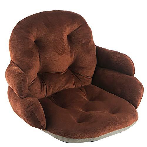 LUNANA Hanging Egg Hangstoel pads, Multi kleur Swing Seat kussen Dikke nest Hangende stoel Terug met Kussen Cover Slaapkamer Kwekerij Decor Seat Pad