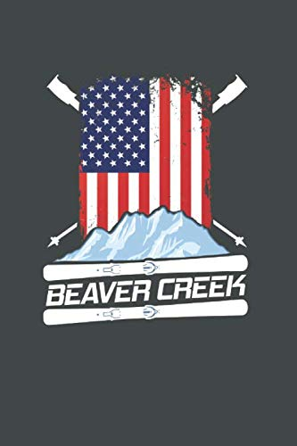 Beaver Creek: Ski Agenda Semainier 2020 Agenda De Poche I Skieur Calendrier Journalier I Sports D'hiver Planificateur Hebdomadaire Et Mensuel I Calepin A5 120 Pages