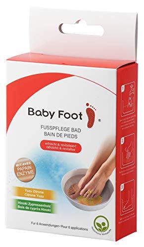 Baby Foot Baño de pies para 6 usos.