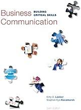 Loose-Leaf Business Communication: Building Critical Skills