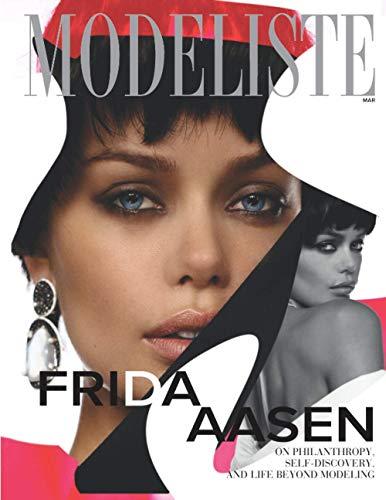 Modeliste March 2021: Frida Aasen