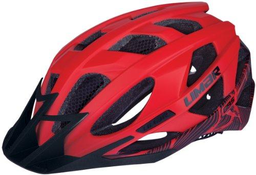 Limar Casque de vélo 885 New Rouge mat Taille S