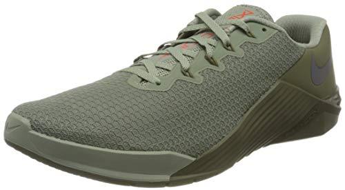 Nike Metcon 5, Zapatillas de Deporte para Hombre, Gris (Jade Stone/Dark Grey/Medium OL 110), 47.5 EU